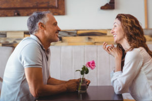 7 obvious signs he likes you
